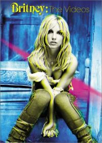 Cover Britney Spears - Britney: The Videos [DVD]